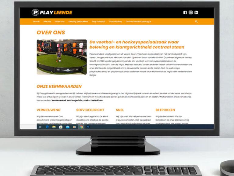 play leende website